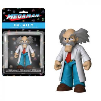 Mega Man Action Figure - Dr. Wily