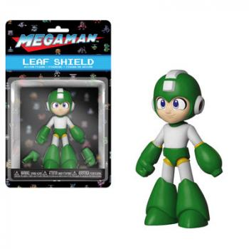 Mega Man Action Figure - Mega Man (Leaf Shield)