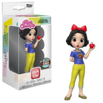 Wreck It Ralph 2 Rock Candy - Snow White Comfy Princess (Specialty Series)