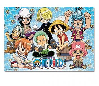 One Piece Puzzle - Water 7 SD Group (520pc)