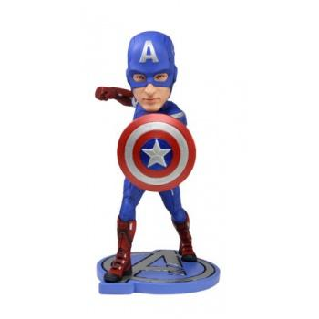 Avengers Age of Ultron Bobble Head - Captain America Extreme