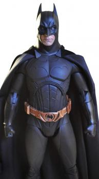 Batman Begins Action Figure - Batman 1/4th Scale (Christian Bale)