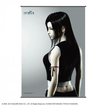 Final Fantasy Advent Children Wall Scroll - Tifa