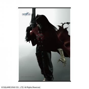 Final Fantasy Advent Children Wall Scroll - Vincent