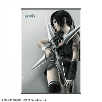 Final Fantasy Advent Children Wall Scroll - Yuffie
