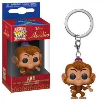 Aladdin Pocket POP! Key Chain - Abu (Disney)