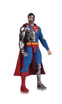 Superman DC Essentials Action Figure - Cyborg Superman