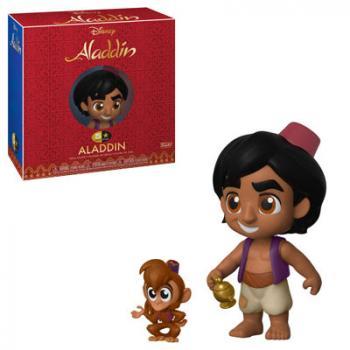 Aladdin 5 Star Action Figure - Aladdin (Disney)