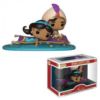 Aladdin POP! Vinyl Figure - Aladdin & Jasmine Magic Carpet Ride Movie Moment (Disney)