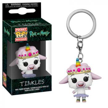 Rick and Morty Pocket POP! Key Chain - Tinkles