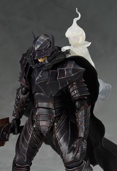 Berserk Figma Action Figure - Guts (Berserk Armor)
