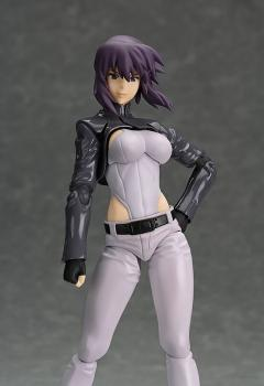 Ghost in the Shell Figma Action Figure - Motoko Kusanagi (Stand Alone Complex)