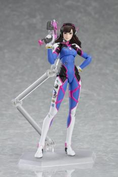 Overwatch Figma Action Figure - D.Va