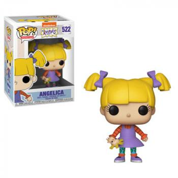 Rugrats POP! Vinyl Figure - Angelica (Nickelodeon)