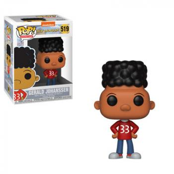 Hey Arnold POP! Vinyl Figure - Gerald (Nickelodeon)