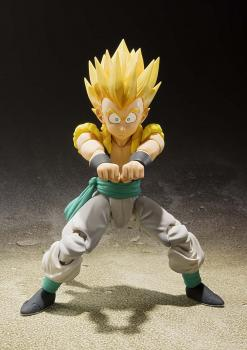 Dragon Ball Z S.H.Figuarts Action Figure - Super Saiyan Gotenks
