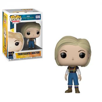 Doctor Who POP! Vinyl Figure - 13th Doctor