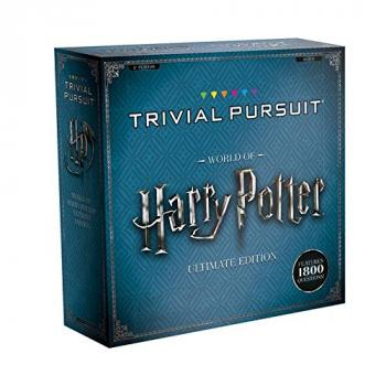 Harry Potter Board Game - Ultimate Edition Trivial Pursuit Collector's Edition