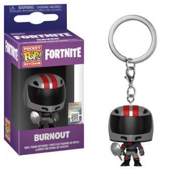 Fortnite Pocket POP! Key Chain - Burnout