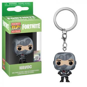 Fortnite Pocket POP! Key Chain - Havoc