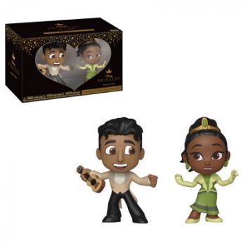 Princess and the Frog Mini Vinyl Figures - Naveen & Tiana (Disney)