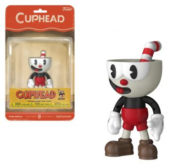 Cuphead Action Figure - Cuphead