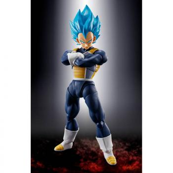 Dragon Ball Super S.H.Figuarts Action Figure - Super Saiyan God Super Saiyan Vegeta