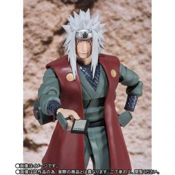 Naruto Shippuden S.H.Figuarts Action Figure - Jiraiya