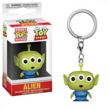 Toy Story Pocket POP! Key Chain - Alien (Disney)