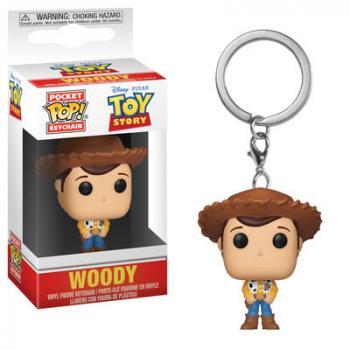 Toy Story Pocket POP! Key Chain - Woody (Disney)