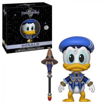 Kingdom Hearts 3 5 Star Action Figure - Donald