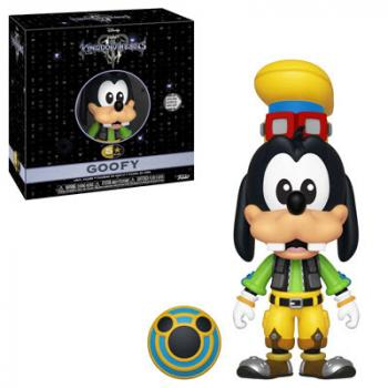Kingdom Hearts 3 5 Star Action Figure - Goofy
