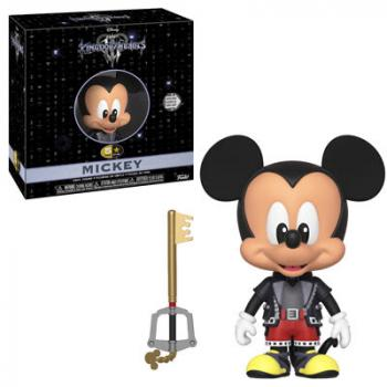 Kingdom Hearts 3 5 Star Action Figure - Mickey