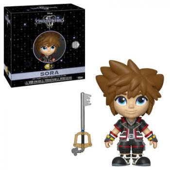 Kingdom Hearts 3 5 Star Action Figure - Sora