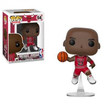 NBA Stars POP! Vinyl Figure - Michael Jordan (Jumpman)
