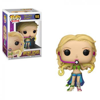 Rocks POP! Vinyl Figure - Britney Spears (Slave 4U) [STANDARD]