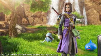 Dragon Quest XI Bring Arts Action Figure - The Luminary (Echoes of an Elusive Age)