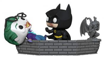 Batman 80th Anniversary POP! Vinyl Figure - Batman & Joker Movie Moment