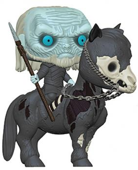 Game of Thrones POP! Rides Vinyl Figure - White Walker on Horse