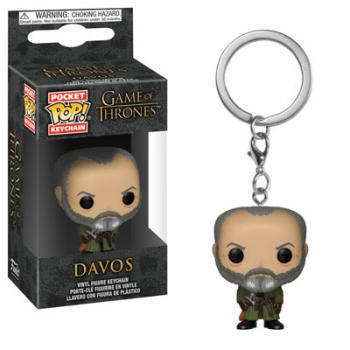 Game of Thrones POP! Key Chain - Davos