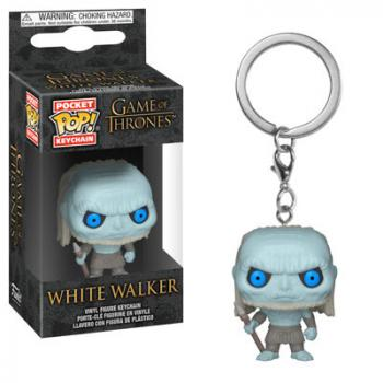 Game of Thrones POP! Key Chain - White Walker Pocket Pop Vinyl