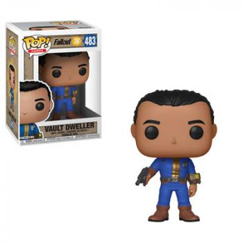 Fallout 76 POP! Vinyl Figure - Vault Dweller (Male)