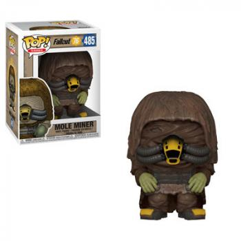 Fallout 76 POP! Vinyl Figure - Mole Miner