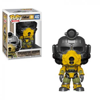 Fallout 76 POP! Vinyl Figure - Excavator Power Armor