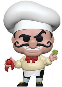 Little Mermaid POP! Vinyl Figure - Chef Louis (Disney)