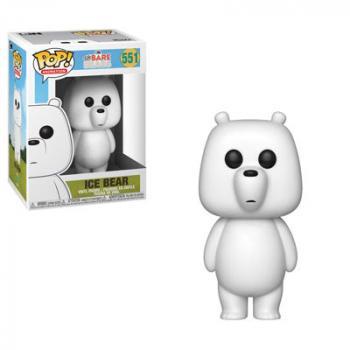 We Bare Bears POP! Vinyl Figure - Ice Bear