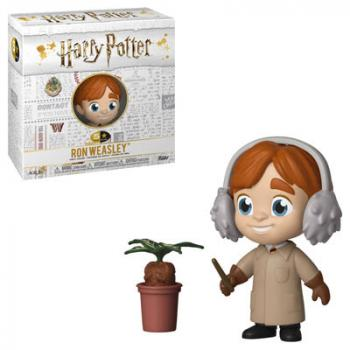 Harry Potter 5 Star Action Figure - Ron Weasley (Herbology)