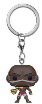 Overwatch Pocket POP! Key Chain - Doomfist