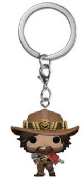 Overwatch Pocket POP! Key Chain - McCree