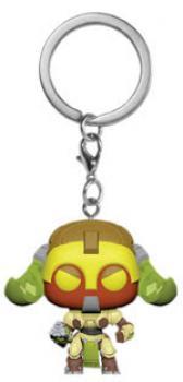 Overwatch Pocket POP! Key Chain - Orisa